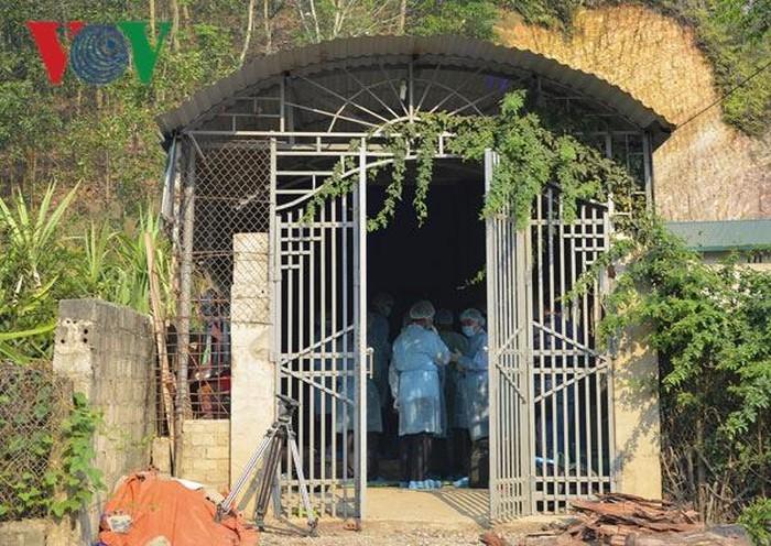 Vụ nữ sinh bị sát hại ở Điện Biên: Hé lộ nguyên nhân khám nhà Bùi Văn Công lần thứ 2 - Ảnh 1