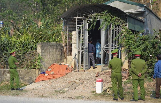 Vụ nữ sinh bị sát hại ở Điện Biên: Hé lộ hình ảnh lạnh lẽo tại hiện trường chính vụ án - Ảnh 3