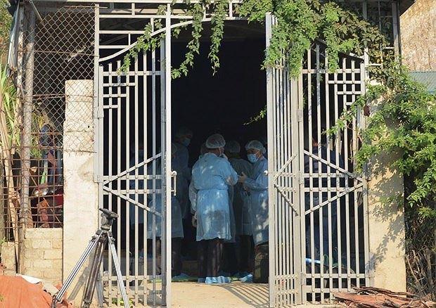 Vụ nữ sinh bị sát hại ở Điện Biên: Hé lộ hình ảnh lạnh lẽo tại hiện trường chính vụ án - Ảnh 4