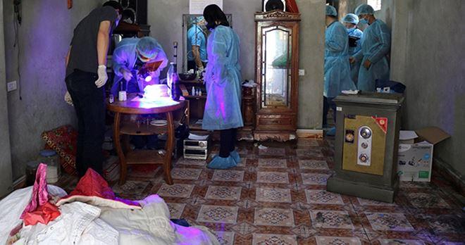 Vụ nữ sinh bị sát hại ở Điện Biên: Hé lộ hình ảnh lạnh lẽo tại hiện trường chính vụ án - Ảnh 5