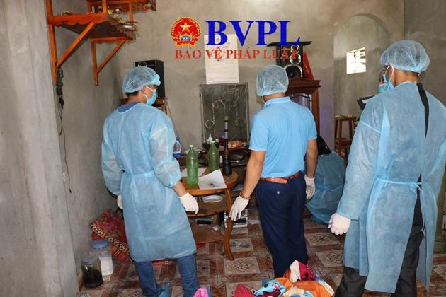 Vụ nữ sinh bị sát hại ở Điện Biên: Hé lộ hình ảnh lạnh lẽo tại hiện trường chính vụ án - Ảnh 6