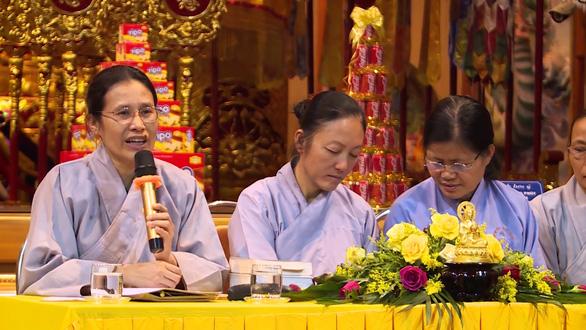 Nghi án truyền bá vong báo oán tại chùa Ba Vàng: Bà Phạm Thị Yến bị phạt 5 triệu đồng - Ảnh 1