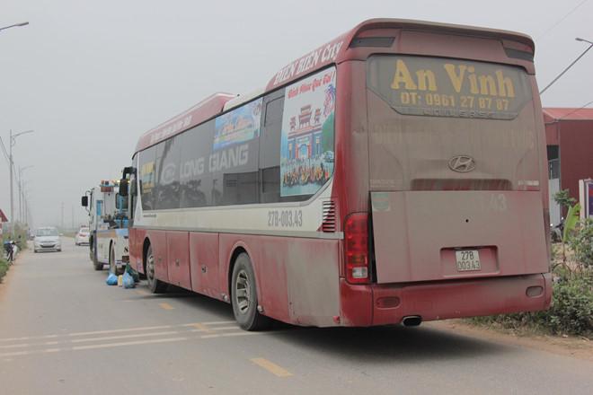 Vụ xe khách đâm đoàn đưa tang 7 người chết ở Vĩnh Phúc: Gia đình tài xế mong được tha thứ - Ảnh 3