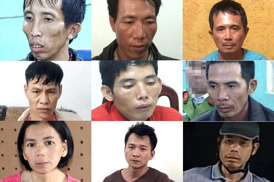 Vụ nữ sinh giao gà bị sát hại ở Điện Biên: Hé lộ quá khứ bất hảo của vợ chồng Vì Văn Toán - Ảnh 2