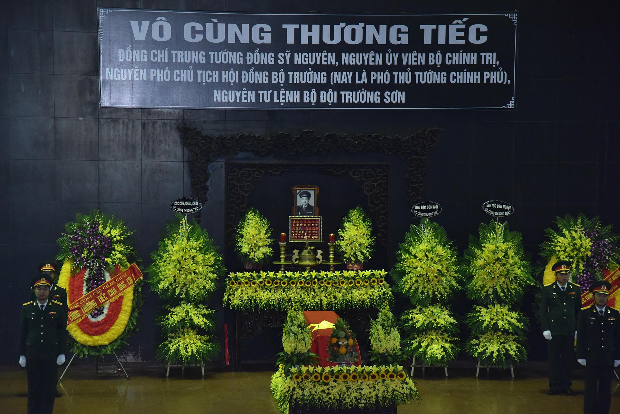 Tổ chức trọng thể Lễ tang đồng chí Đồng Sỹ Nguyễn - Ảnh 5