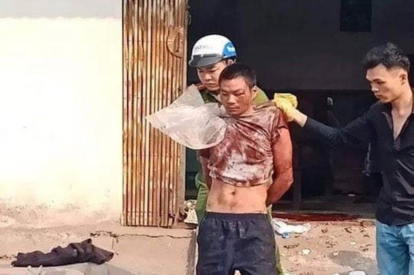 Vụ con trai dùng dao chém gục bố mẹ ở Lạng Sơn: Trưởng Công an huyện nói gì? - Ảnh 1