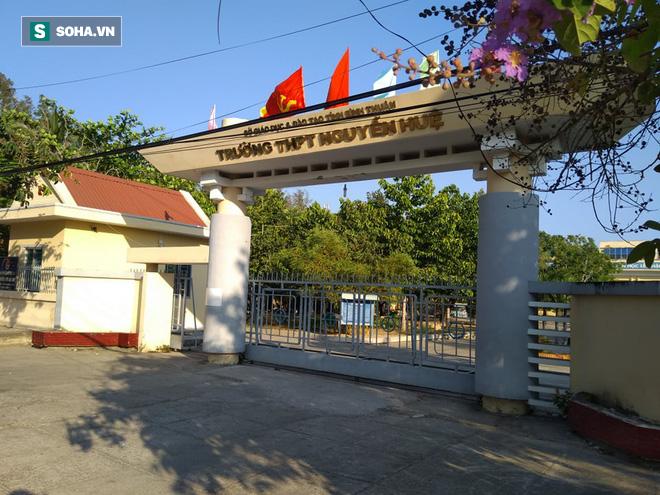 Vụ cô giáo vào nhà nghỉ với nam sinh lớp 10 ở Bình Thuận: Xuất hiện tình tiết bất ngờ - Ảnh 1