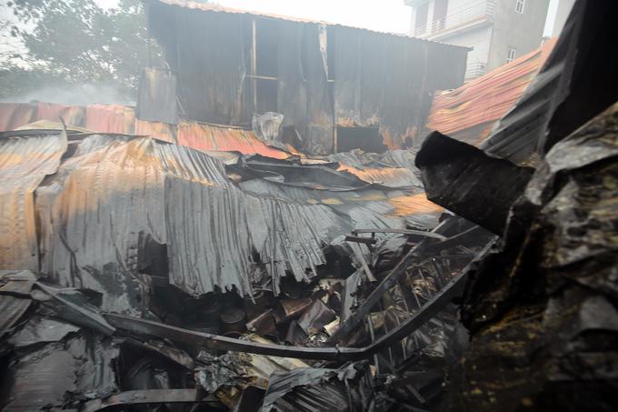 Vụ cháy 8 người chết, mất tích ở Hà Nội: Phó Chủ tịch UBND phường Trung Văn tiết lộ sốc - Ảnh 1