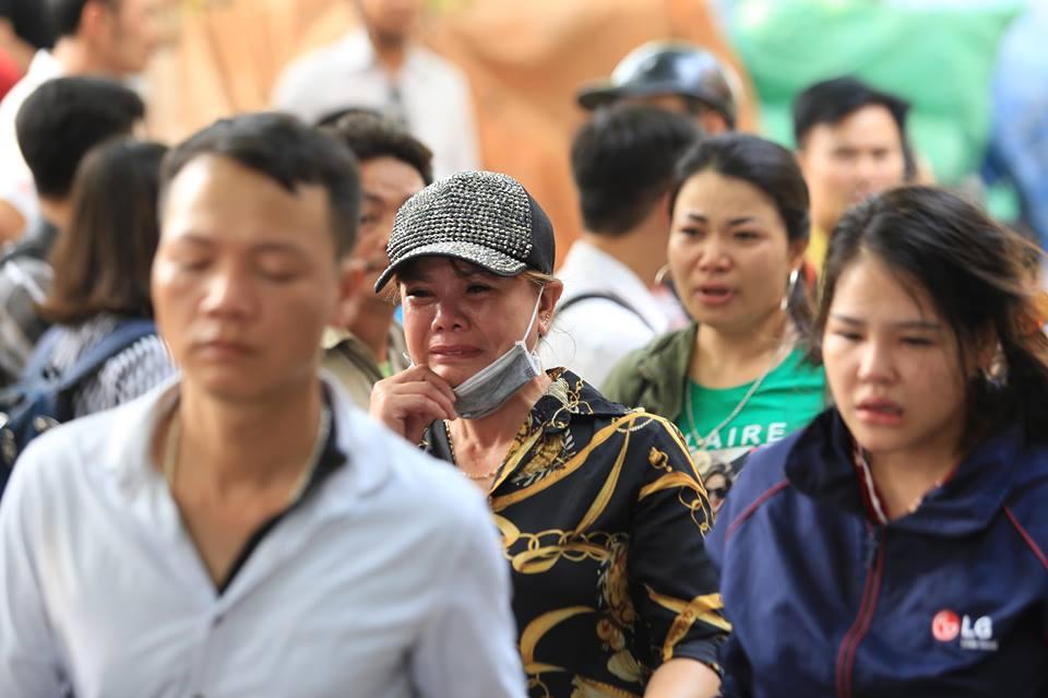"""Vụ cháy 8 người chết, mất tích ở Hà Nội: Nạn nhân sống sót duy nhất tiết lộ giây phút thoát khỏi """"bà hỏa"""" - Ảnh 2"""