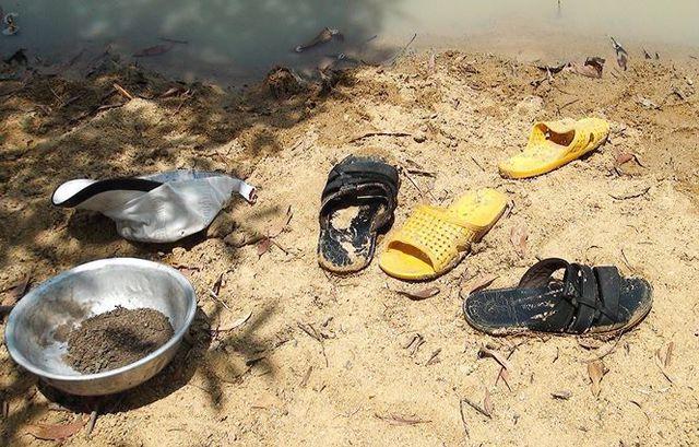 Tin tức thời sự 24h mới nhất ngày 15/4/2019: Rủ nhau tắm hồ, 3 học sinh chết đuối - Ảnh 1