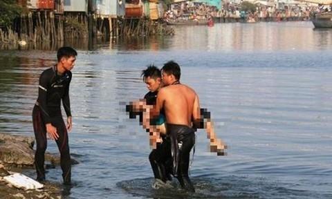 Tắm ao, 2 anh em sinh đôi ở Thanh Hóa chết đuối thương tâm - Ảnh 1
