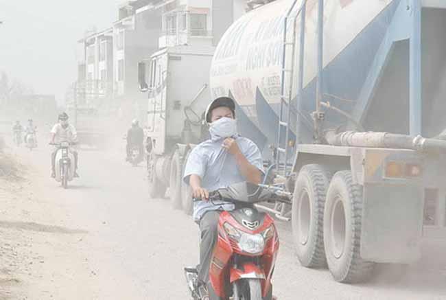 Thực hư thông tin Hà Nội ô nhiễm bụi thứ 2 Đông Nam Á - Ảnh 1
