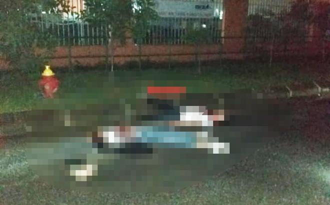 Vụ thanh niên đâm chết cô gái rồi tự tử ở Hải Phòng: 2 người có quan hệ yêu đương - Ảnh 1