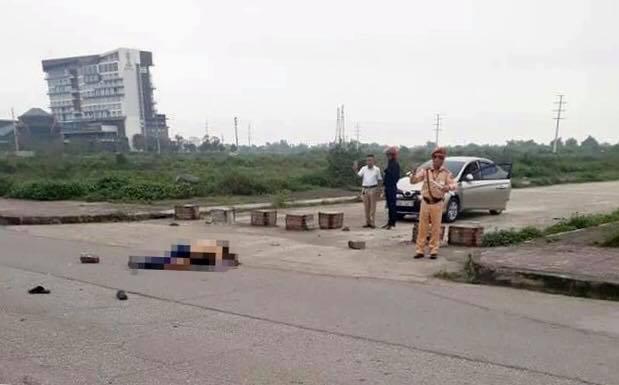 Vụ nam thanh niên đâm chết bạn gái ở Ninh Bình: Trách nhiệm CSGT ở đâu khi đứng ngay tại hiện trường? - Ảnh 1