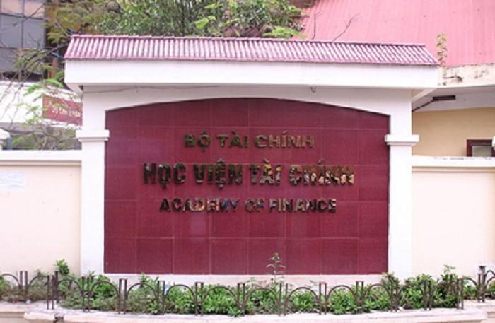Học viện Tài chính buộc thôi học thí sinh ở Hòa Bình được nâng gần 7 điểm thi - Ảnh 1