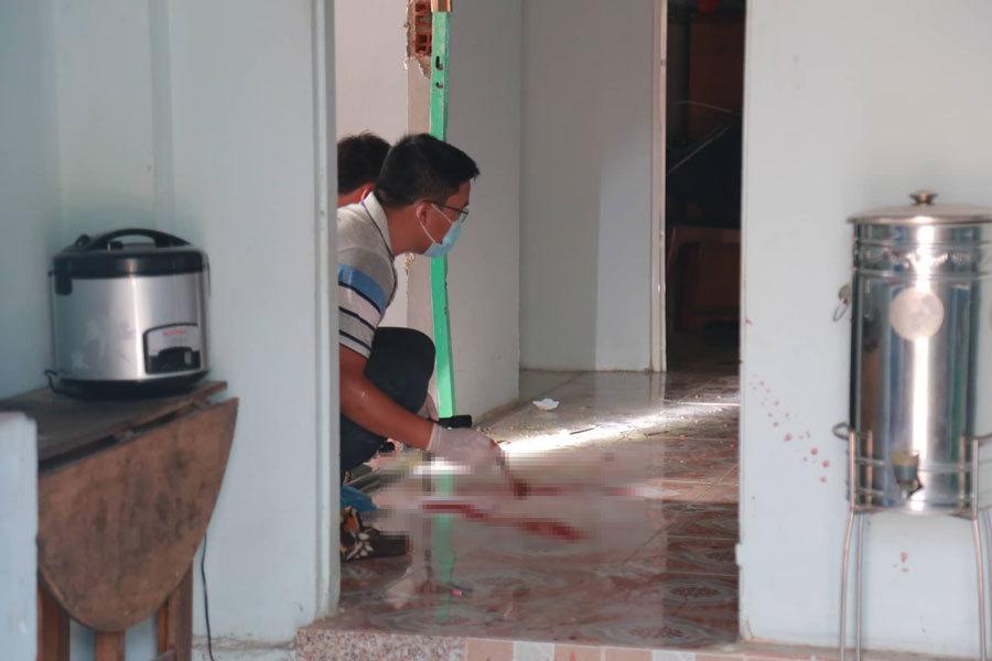 Chân dung nghi can vụ thảm án 3 người chết ở Bình Dương: Bề ngoài hung tợn, lêu lổng có tiếng - Ảnh 2