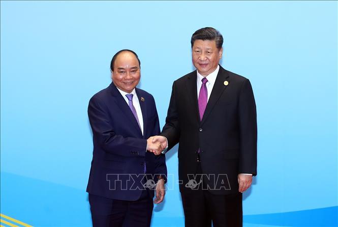 Thủ tướng dự Diễn đàn cấp cao hợp tác quốc tế 'Vành đai và Con đường' lần thứ hai - Ảnh 1