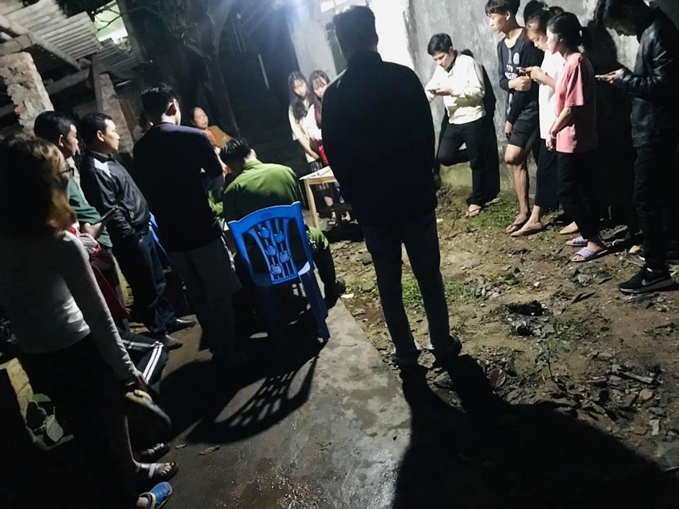 Nghi án nam thanh niên đâm chết bạn gái rồi treo cổ tự tử ở Thái Nguyên - Ảnh 1