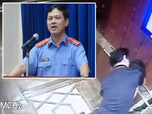 Luật sư phân tích yếu tố pháp lý vụ cựu Viện phó VKSND sàm sỡ bé gái trong thang máy - Ảnh 2
