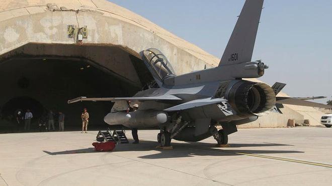 8 quả rocket bắn vào căn cứ có quân Mỹ ở Iraq - Ảnh 1