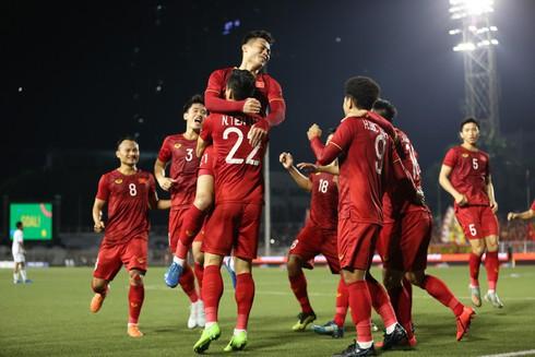 Những dấu ấn đặc biệt của bóng đá Việt Nam năm 2019 dưới thời HLV Park Hang-seo - Ảnh 1