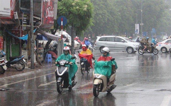 Tin tức dự báo thời tiết mới nhất hôm nay 24/1/2020: Chiều tối 30 Tết trời mưa, rét - Ảnh 1