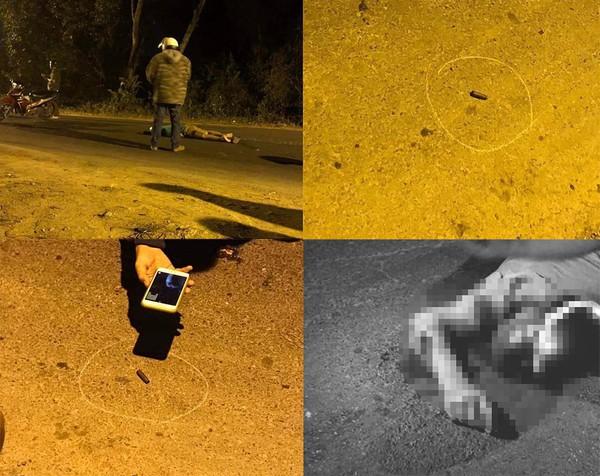 Sau vụ nổ súng 4 người chết ở Củ Chi, một tài xế xe ôm bị hạ sát, cướp xe - Ảnh 2