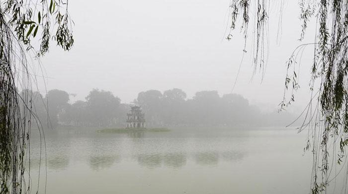Tin tức dự báo thời tiết mới nhất hôm nay 8/1/2020: Miền Bắc sáng sớm sương mù - Ảnh 1