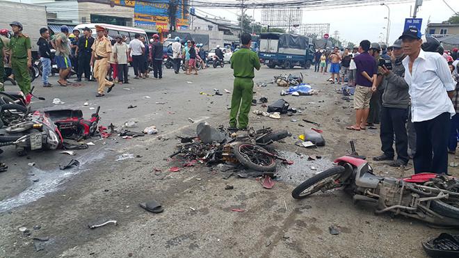 Nhìn lại những vụ tai nạn thương tâm nhất năm 2019 - Ảnh 1