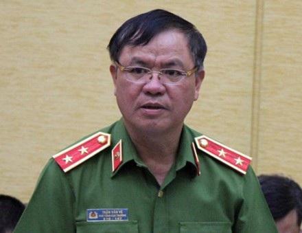Trung tướng Trần Văn Vệ nghỉ hưu - Ảnh 1