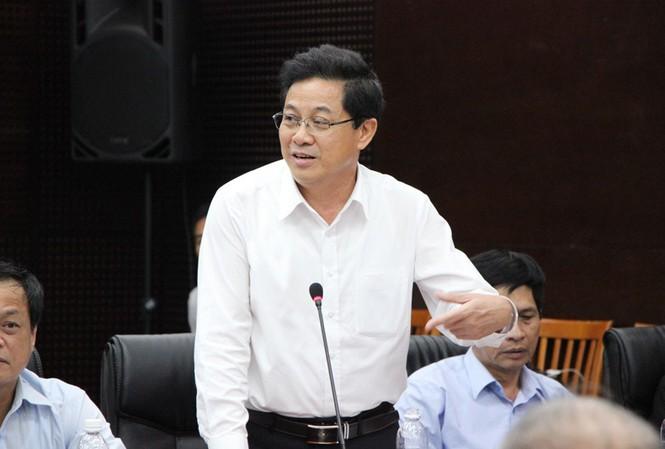 Vì sao ông Lâm Quang Minh- nguyên Giám đốc sở Ngoại vụ Đà Nẵng bị kỷ luật? - Ảnh 1
