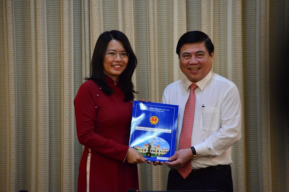 Chân dung tân nữ Giám đốc sở Du lịch TP.HCM 43 tuổi vừa được bổ nhiệm - Ảnh 1