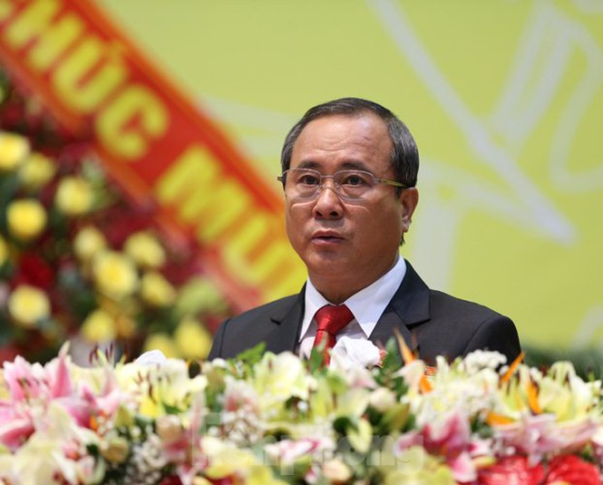 Ông Trần Văn Nam tái đắc cử Bí thư Tỉnh ủy Bình Dương - Ảnh 1