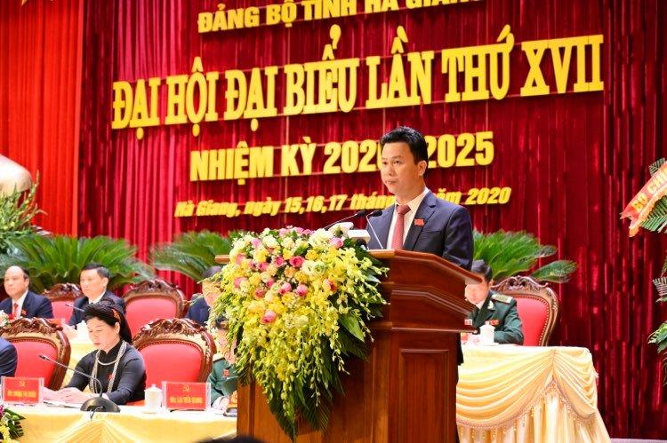 Hà Giang phát triển toàn diện, đạt nhiều thành tựu kinh tế - xã hội - Ảnh 1