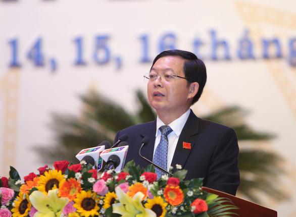 Chân dung Chủ tịch tỉnh Bình Định vừa được bầu giữ chức Bí thư Tỉnh ủy - Ảnh 1