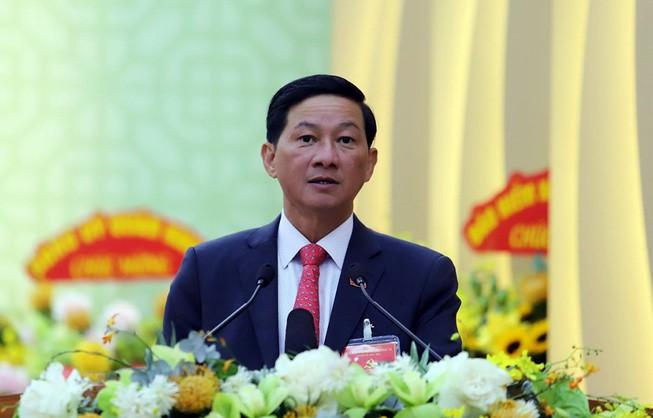 Ông Trần Đức Quận được bầu giữ chức Bí thư Tỉnh ủy Lâm Đồng - Ảnh 1