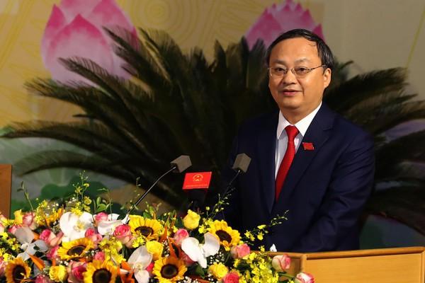 Ông Đỗ Tiến Sỹ tái đắc cử Bí thư Tỉnh ủy Hưng Yên - Ảnh 1