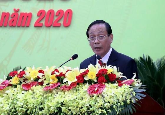 Ông Nguyễn Đức Thanh tái đắc cử Bí thư Tỉnh ủy Ninh Thuận - Ảnh 1