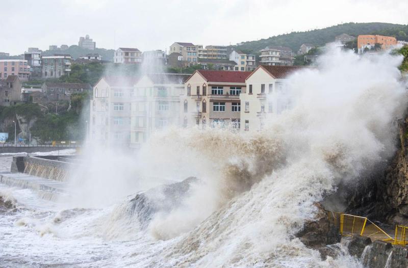 Tin bão số 9 mới nhất: Bão số 9 giật cấp 16, nằm ngay trên vùng biển ngoài khơi Đà Nẵng - Phú Yên - Ảnh 1