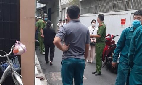 Vụ người phụ nữ chết trong căn nhà bốc cháy ở TP.HCM: Nghi bị sát hại rồi đốt xác phi tang - Ảnh 1