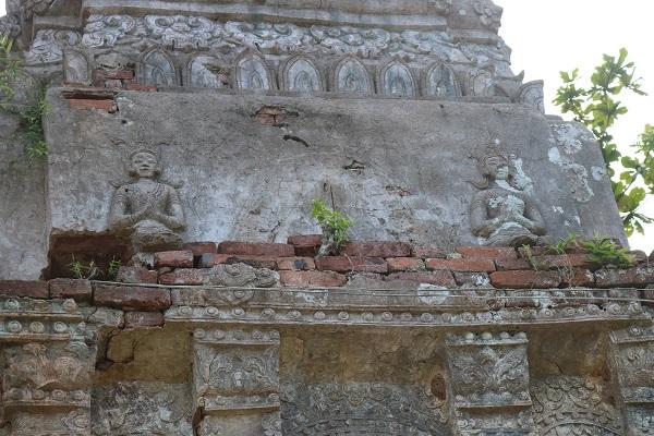 Kỳ bí tháp cổ rêu phong giữa đại ngàn và nguy cơ hoang phế - Ảnh 3