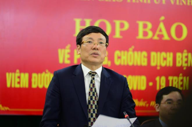 Ông Lê Duy Thành được bầu làm Chủ tịch UBND tỉnh Vĩnh Phúc - Ảnh 1