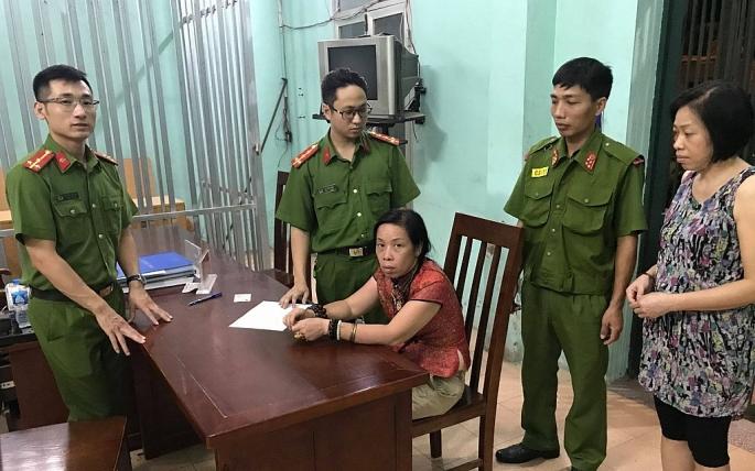 Đi lạc từ Hà Nội đến Hà Nam, người phụ nữ được Cảnh sát 113 đưa về nhà - Ảnh 1