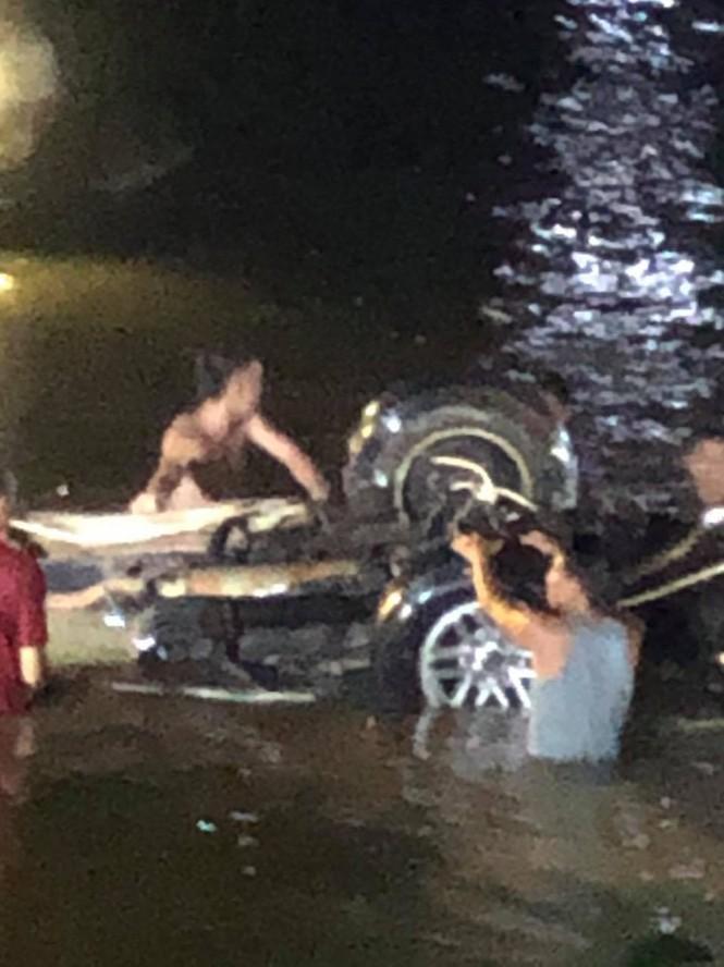 Vụ xe ô tô lao xuống sông, 5 người tử vong ở Nghệ An: Hé lộ danh tính nạn nhân - Ảnh 2