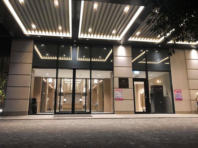 Hải Phòng: Phong tỏa một tầng khách sạn 5 sao vì liên quan ca nghi nhiễm COVID-19 - Ảnh 1