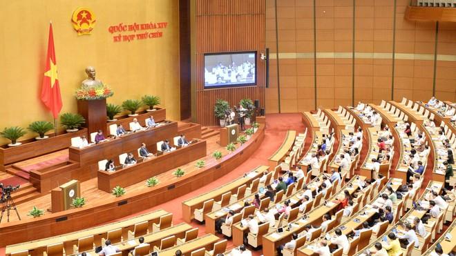 Bộ Công an, bộ Quốc phòng có số lượng thứ trưởng vượt quy định - Ảnh 1