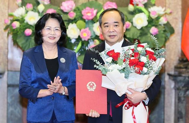 Điều động ông Lê Khánh Hải giữ chức Phó Chủ nhiệm văn phòng Chủ tịch nước - Ảnh 1