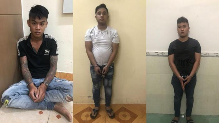 Vụ bắt băng nhóm thực hiện 5 vụ cướp trong vòng 1 tiếng đồng hồ: Đối tượng cầm đầu 25 tuổi là ai? - Ảnh 1