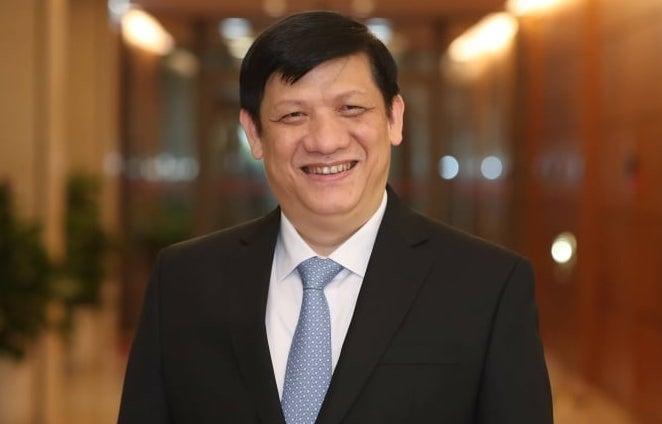 Chân dung tân Bộ trưởng bộ Y tế Nguyễn Thanh Long - Ảnh 1