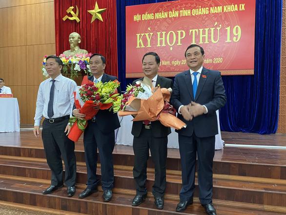 Ông Nguyễn Hồng Quang được bầu giữ chức Phó Chủ tịch UBND tỉnh Quảng Nam - Ảnh 1